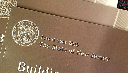 Kean Calls for 2% State Spending Cap