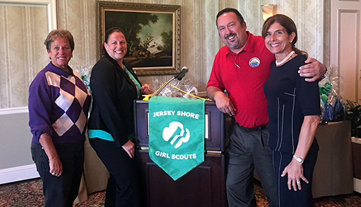 Beck Serves as Honoree Chair for Girl Scouts Golf Classic