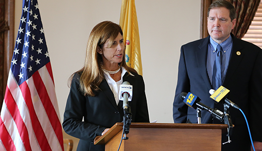 Beck, Doherty Present Transportation, Pension Alternatives to Democrats' Tax Hike Proposals