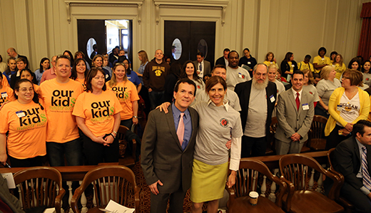 Beck & O'Scanlon Join Seven Underfunded School Districts in Call for Fair Funding at Assembly Budget Committee Hearing