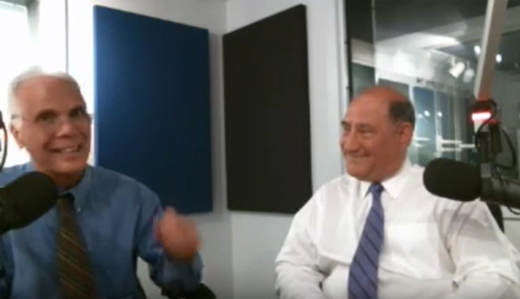 "Video: Connors Appears on WOBM's ""Ask the Senator"""