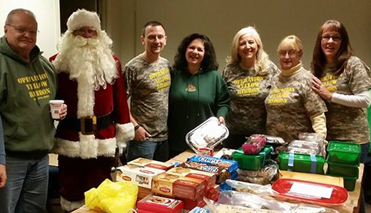 8th District's Holiday Cookie Drive to Support Troops Overseas