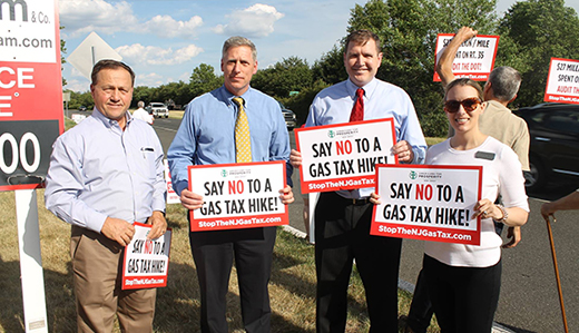 Doherty Votes 'NO' on Gas Tax