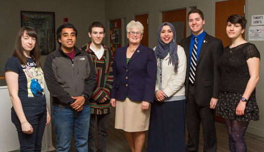Gove Completes Legislator-in-Residence Program at Stockton University