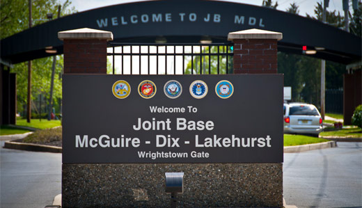 Thompson & Dancer Laud Bipartisan Effort to Protect Joint Base McGuire-Dix-Lakehurst