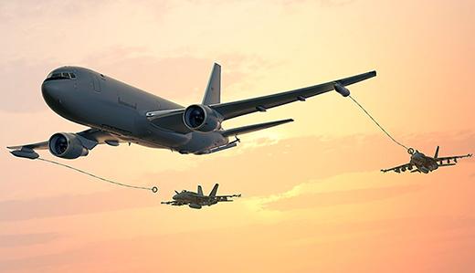 Allen Praises Decision to Station New Tanker Planes at Joint Base McGuire-Dix-Lakehurst