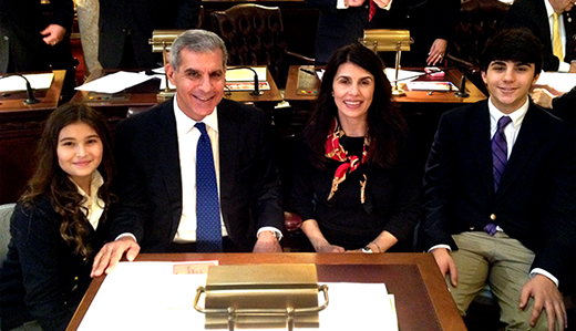 Kean Praises Kyrillos's Service to Monmouth County & New Jersey