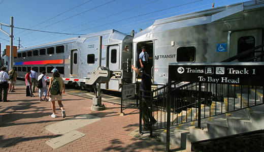 During Budget Hearing, Beck Tries to Stop NJ Transit's Proposed Fare Hikes