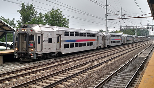 Kean & Bramnick Secure Transportation Funding to Study Midtown Direct Service on Raritan Valley Line