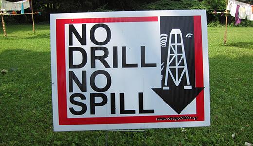 Beck Applauds Move Towards Banning Fracking in Delaware River Basin