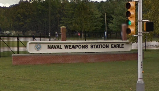 Beck Speaks Out on Behalf of Military Children at NWS Earle & Local Taxpayers