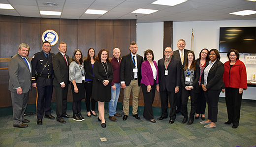 Oroho & Space Honor Sussex County Recovery Coaches, Local Law Enforcement for Efforts to Combat Addiction Crisis