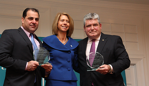 Oroho Receives Troast Award from NJBIA for Support of NJ Business Community, State Economy