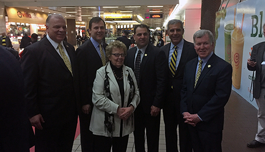 NJ Senate Leaders Recognize Historic Commitment to New Manhattan Bus Terminal