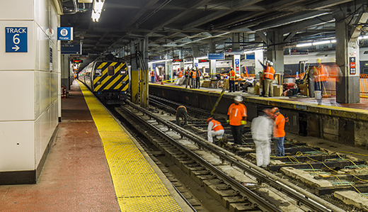 Kean Statement on Amtrak's Penn Station Repairs & Long-Term Rail Delays