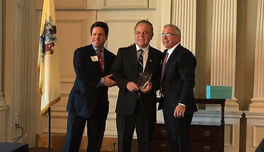 Pennacchio Honored by Morris County Chamber of Commerce