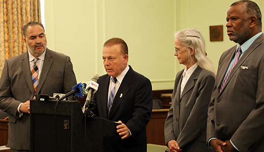 Sen. Pennacchio & Exonerees, Advocates Call for Action on Bipartisan Bill to Reduce Wrongful Convictions in NJ