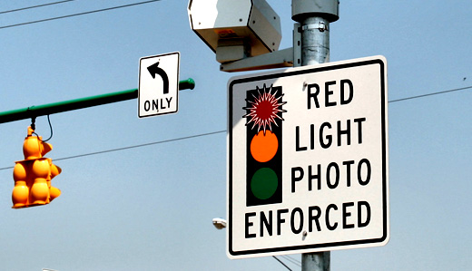 Doherty Calls for Investigation of Alleged Bribery in New Jersey by Red Light Camera Company