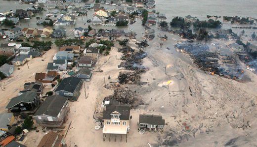 Connors, Rumpf & Gove Hail Enactment of Sandy Reform Legislation