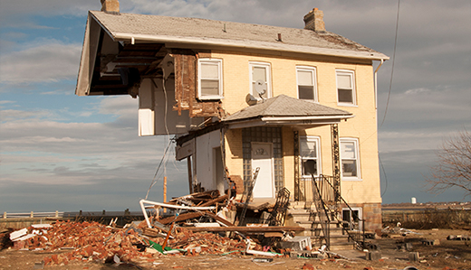 Beck's Legislation to Provide Foreclosure Protections for Sandy Victims Signed Into Law