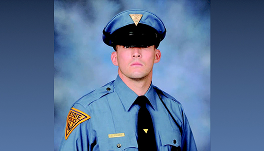 Allen/Sweeney Bill Designating 'State Trooper Sean E. Cullen Memorial Highway' Passes Senate