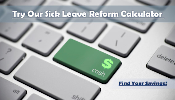 Try the Sick Leave Reform Calculator for Your Town