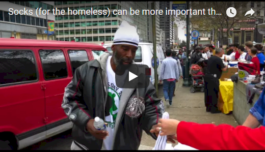 Bateman Law Raises Awareness of the Needs of the Homeless