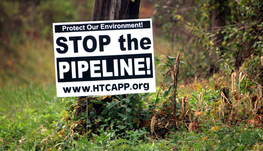 Bateman: DEP Ruling Proves PennEast Can't Build Pipeline Unless We Let Them