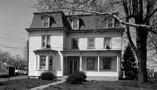 Victory: Beck Applauds Restoration of Red Bank's Historic T. Thomas Fortune House