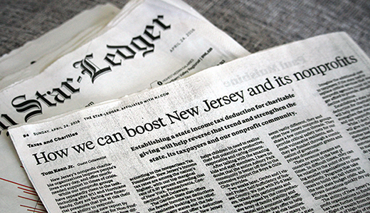 Kean Editorial: How We Can Boost New Jersey and Its Non-profits