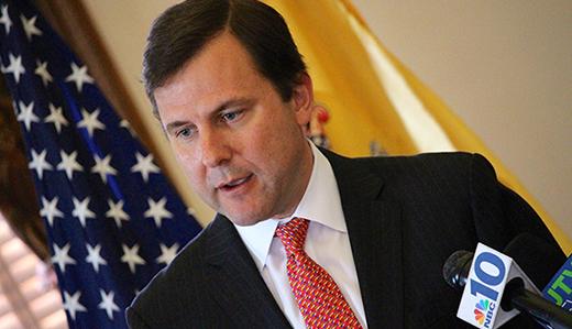 Kean Re-Elected Senate Republican Leader