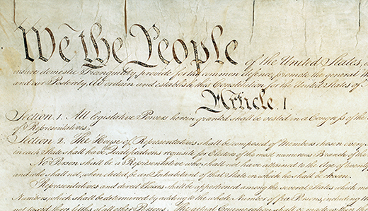 9th District Delegation Works to Designate U.S. Constitution Week in N.J.