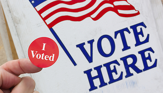 Editorial: With NJ's High Percent of Registered Voters, Access is Not a Problem