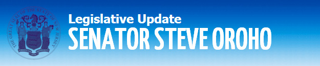Legislative Update from Senator Steve Oroho