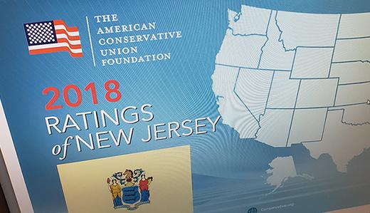 Pennacchio Recognized by American Conservative Union for Legislative Voting Record