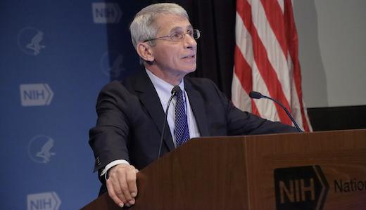 Senator Pennacchio Condemns Dr. Anthony Fauci on Senate Floor