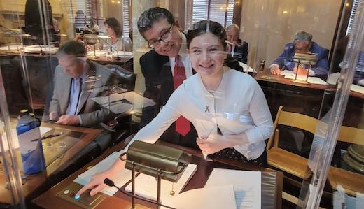 Bucco Legislation to Fund Pediatric Cancer Research Clears Senate