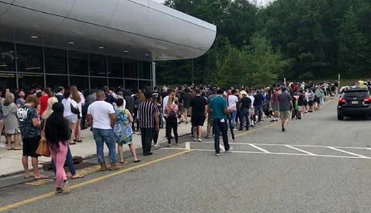 Corrado: Closing MVC Center is Slight to Drivers Waiting in Long Lines
