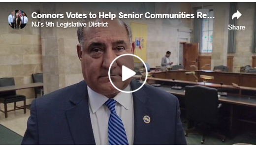 Connors, Rumpf & Gove Praise Senate's Passage of Senior Community Immunity Bill