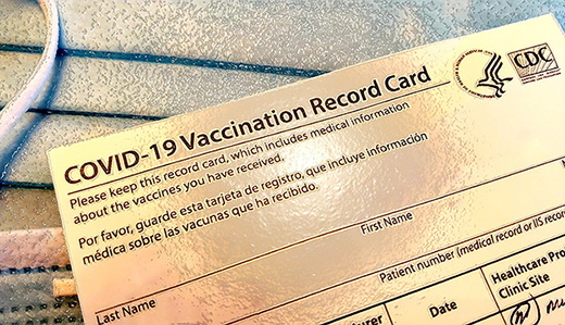 Holzapfel, McGuckin & Catalano Legislation Would Prohibit Use of COVID-19 Vaccine Passports in NJ