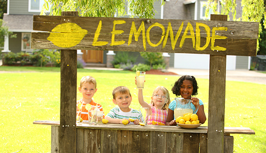 Doherty Bill to Let Kids Run Lemonade Stands, Other Temporary Businesses Without Permits Passes Senate