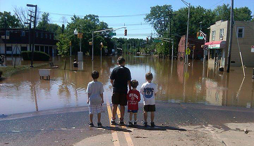 Corrado/Bateman Bill to Combat Storm Flooding Advances