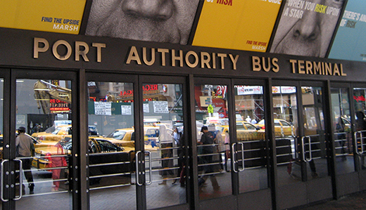 Kean Statement on Port Authority Bus Terminal Expansion Plans