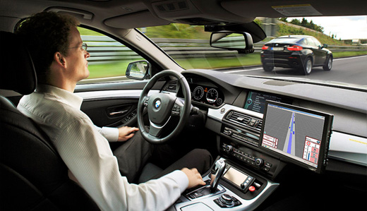 Now Law: Kean Bill Creates Driverless Car Task Force