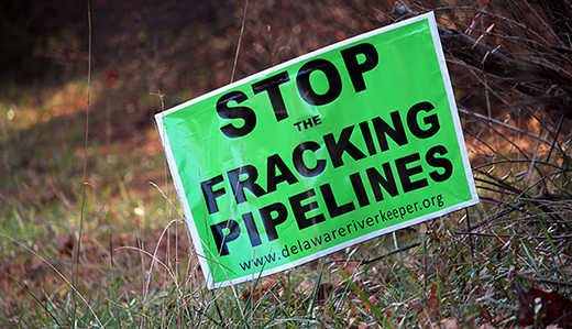 Bateman & Greenstein Urge Gov.  to Block Proposed Fracking Rules for Delaware River Basin