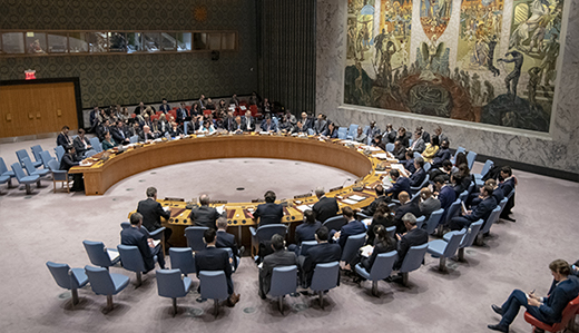 Pennacchio Calls for India to Have Permanent Seat on UN Security Council